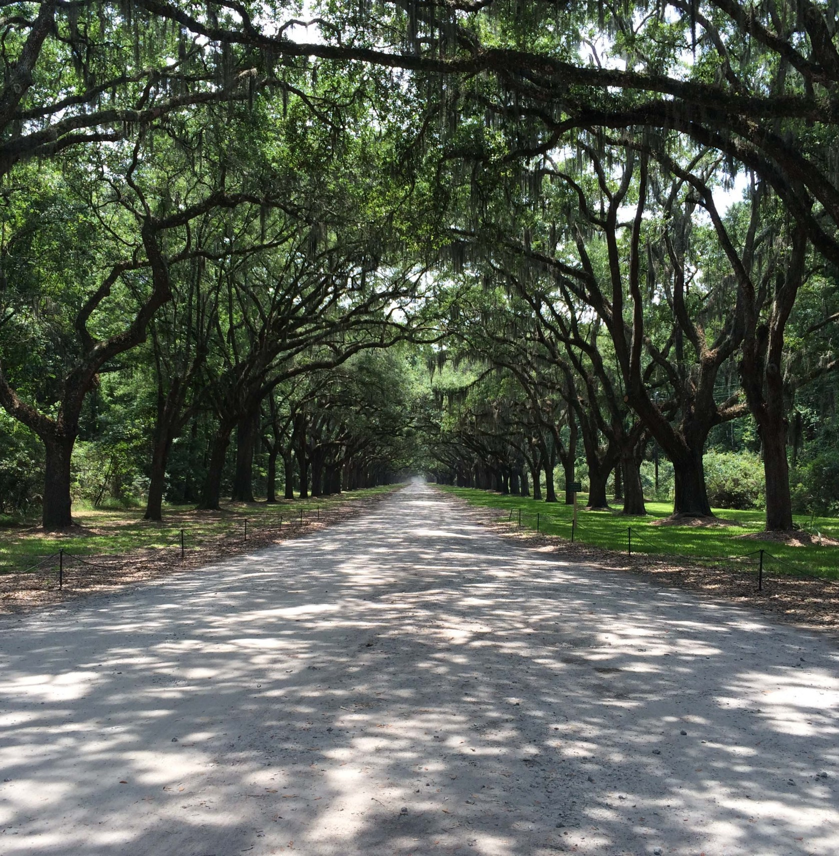 Image Of Wormsloe Historic Site, Historic Hotels Of America