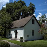 Hamilton Plantation Slave Cabins