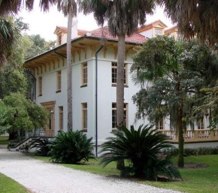 Jekyll Island Arts Association At Goodyear Cottage