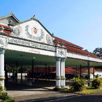 Kraton Ngayogyakarta Hadiningrat (The Palace Of Yogyakarta)