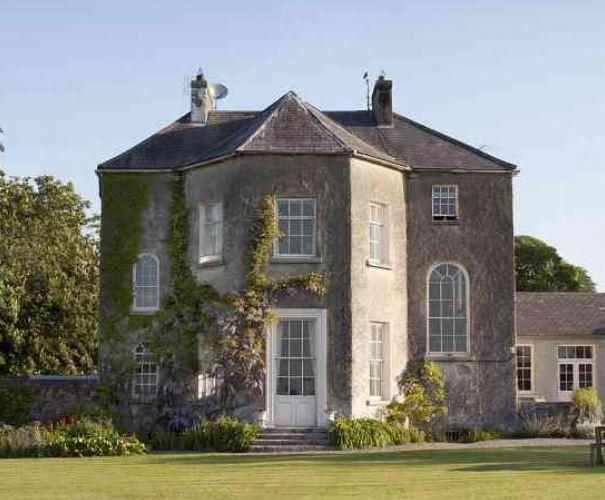Burtown House & Gardens And The Green Barn