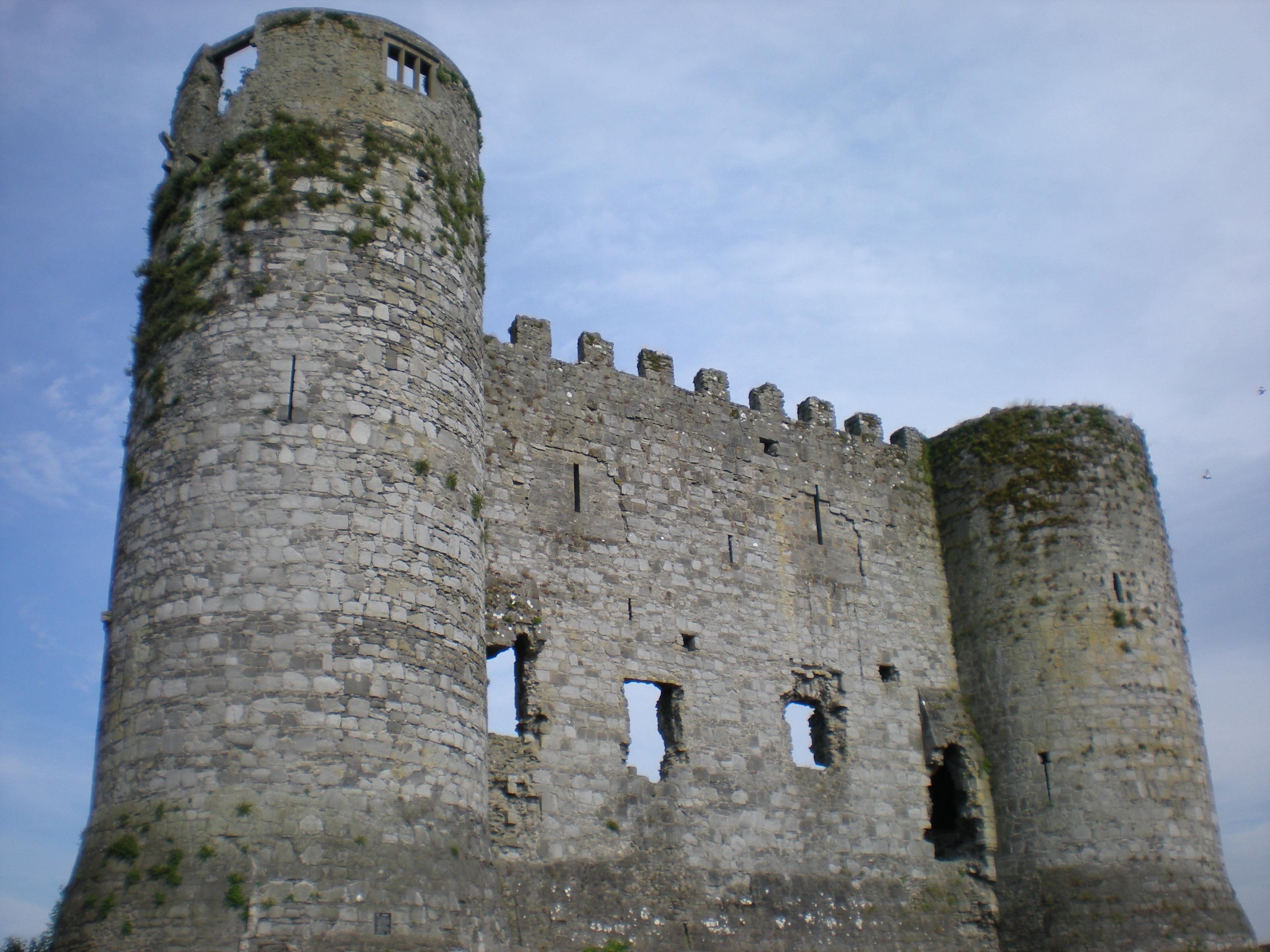 Carlow Castle (Caisleán Cheatharlach)