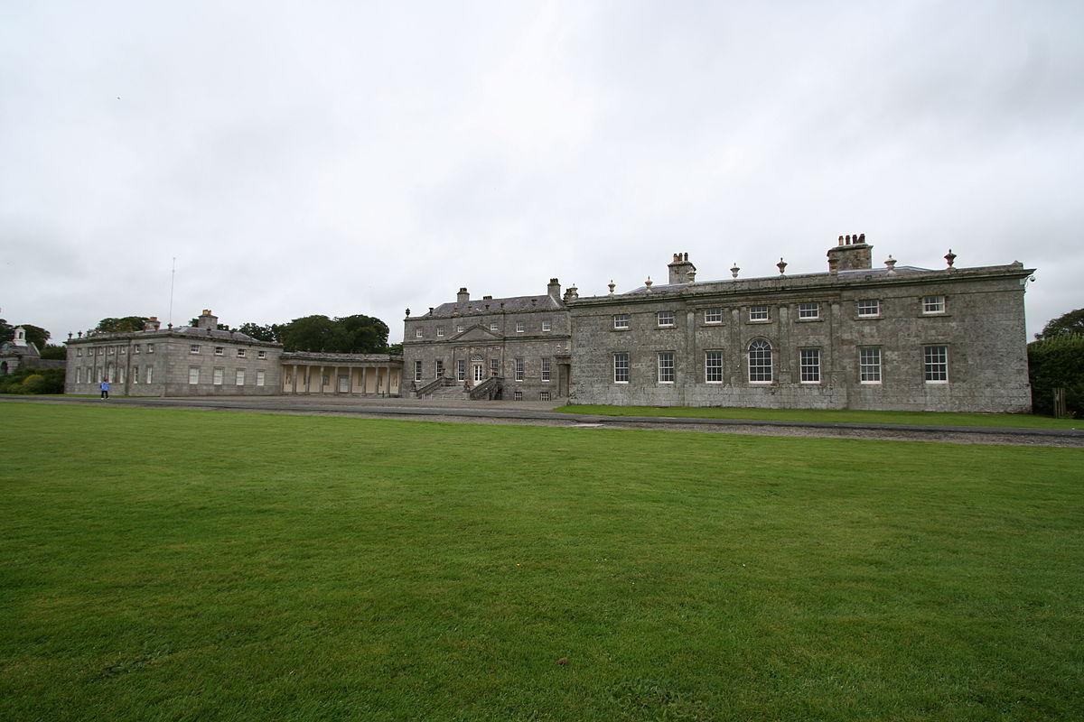 Russborough House & Parklands