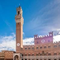 Torre Del Mangia (Tower Of Mangia)