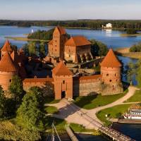 Trakų Salos Pilis (Trakai Island Castle)