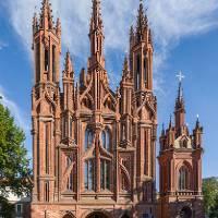 Vilniaus Šv. Onos Bažnyčia (St. Anne's Church)