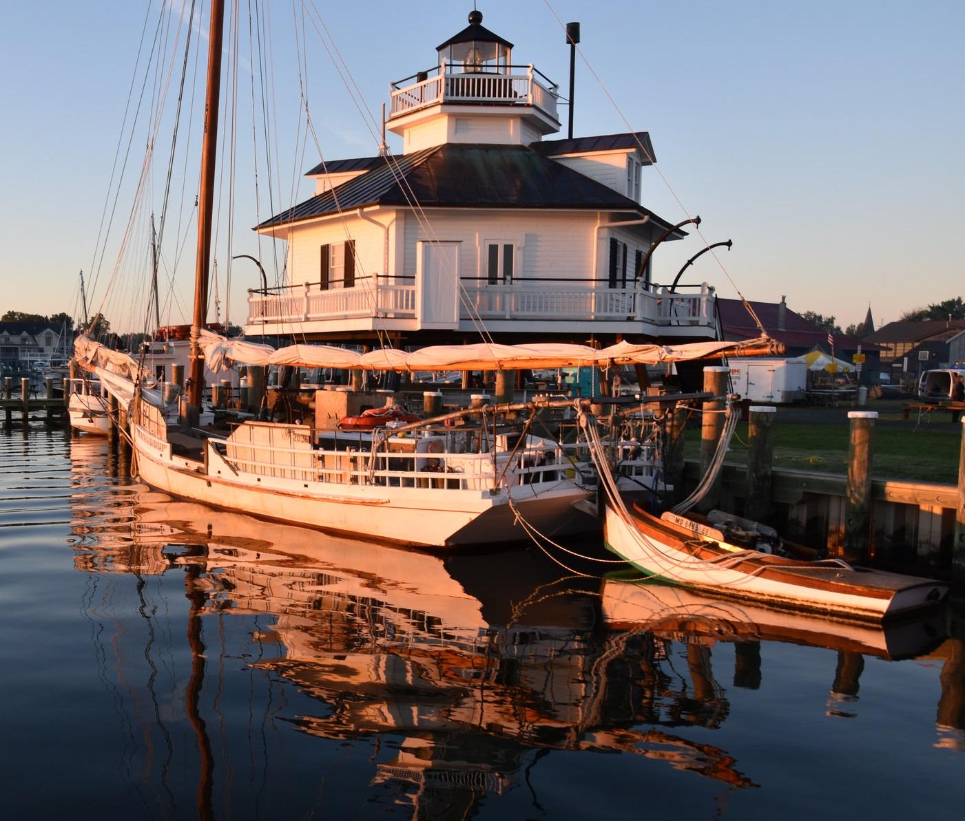 1879 Hooper Strait Lighthouse (CMM)