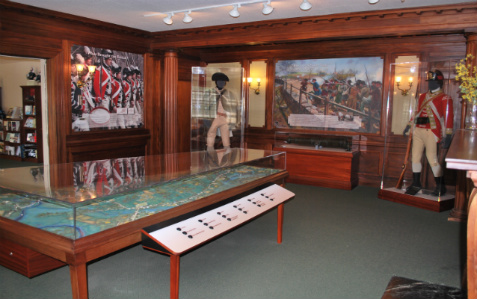 Minute Man Visitor Center
