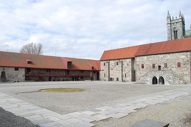 Erkebispegården (Archbishop's Palace, Trondheim)