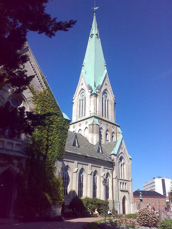 Kristiansand Domkirke (Kristiansand Cathedral)