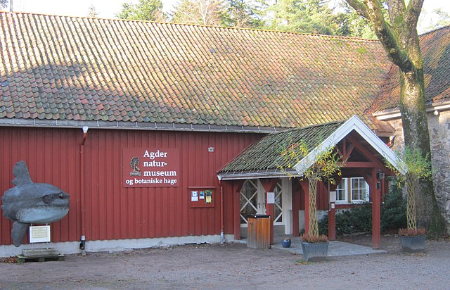 Natural History Museum And Botanical Garden, University Of Agder