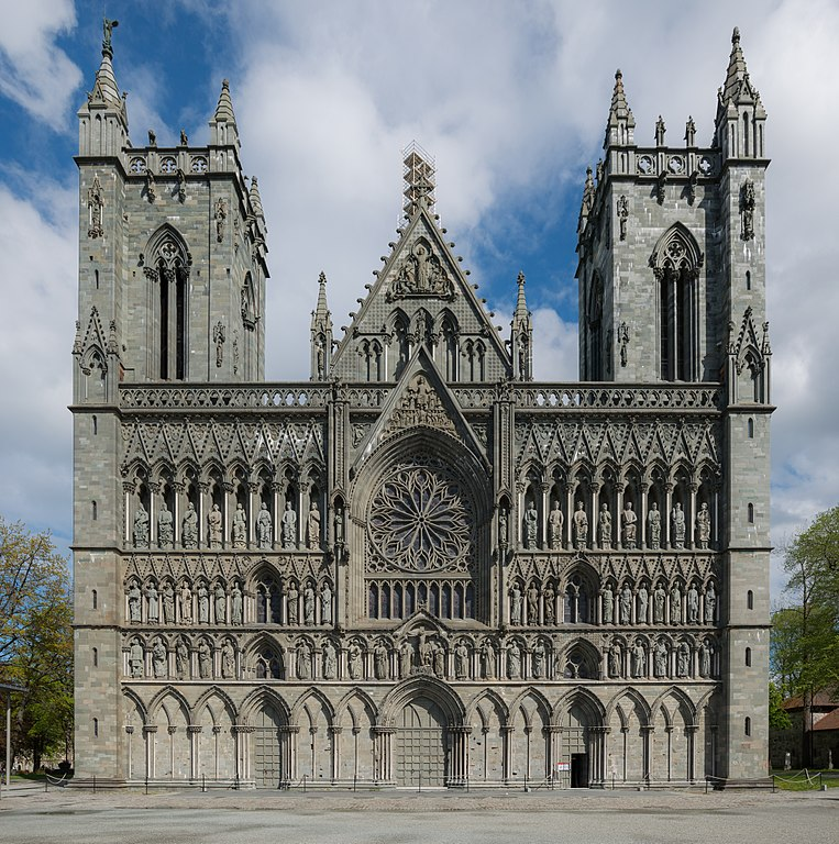 Nidaros Domkirke (Nidaros Cathedral)