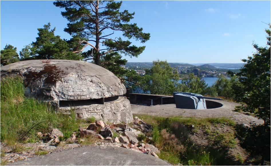Odderøya Fort