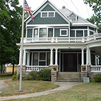 Harding Home Presidential Site