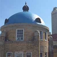 Blue Dome District