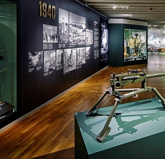 Armémuseum (Army Museum)