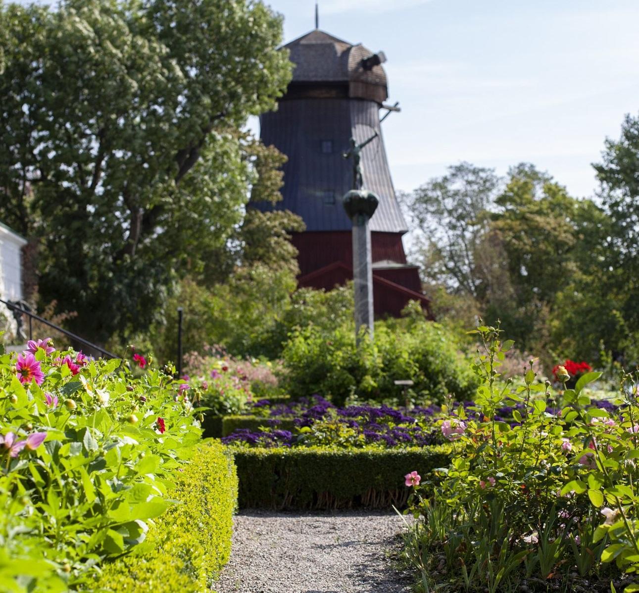 Kungliga Djurgården (The Royal National City Park)