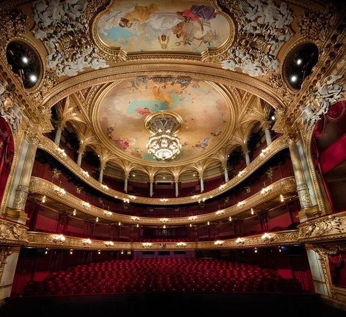 Kungliga Operan (Royal Swedish Opera)