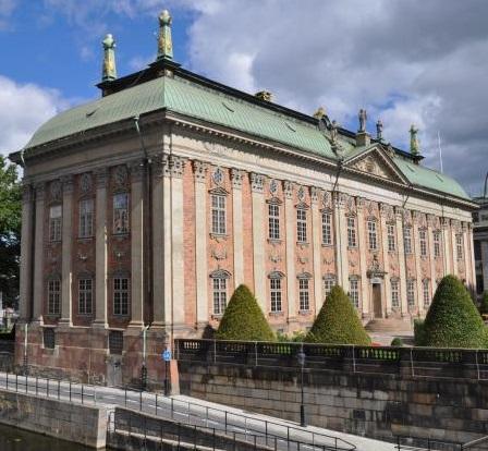 Riddarhuset (House Of Nobility)