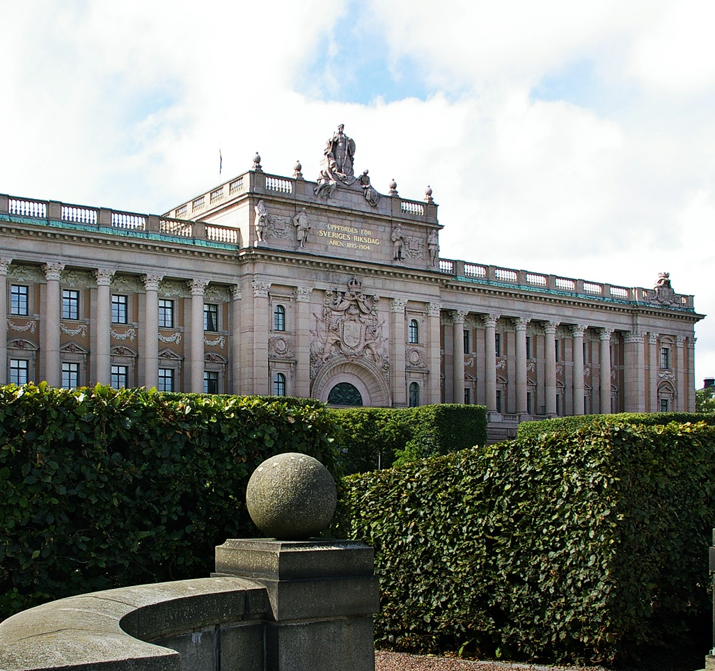 Riksdagshuset (Parliament House)