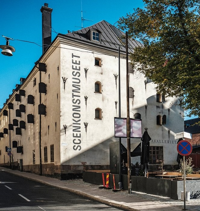 Scenkonstmuseet (The Performing Arts Museum)