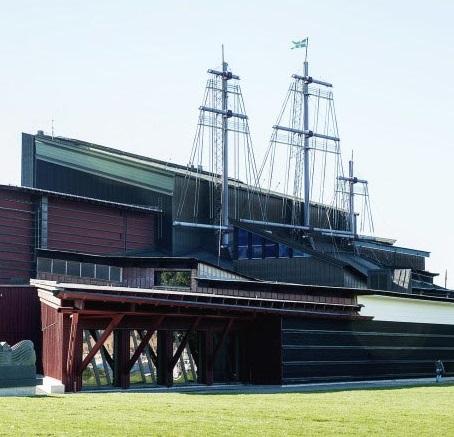 Vasamuseet (Vasa Museum)