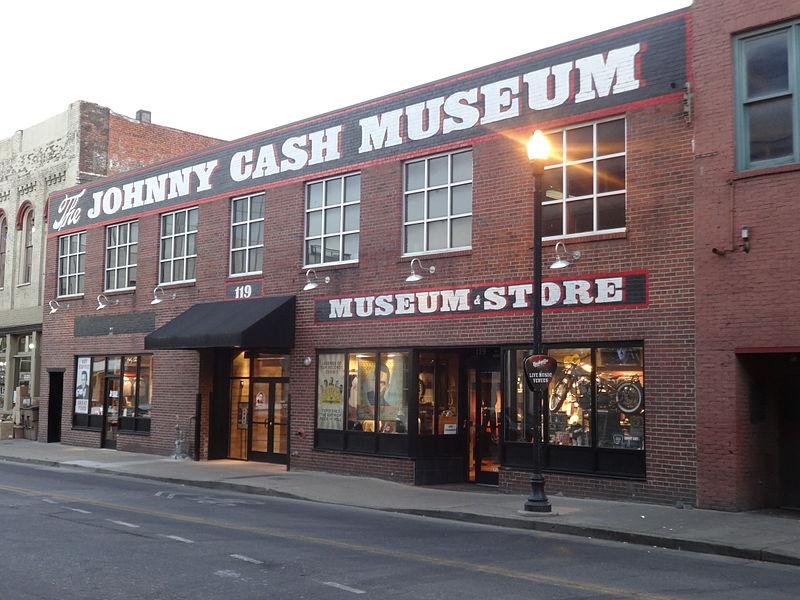 The Johnny Cash Museum & Café