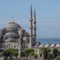 Sultan Ahmet Camii (The Blue Mosque)
