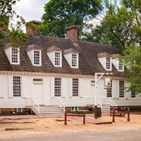 Colonial Williamsburg Historic Area
