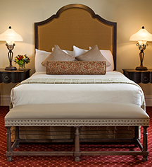 Accommodations:      Paso Robles Inn  in Paso Robles