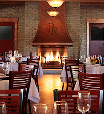 Dining at      Paso Robles Inn  in Paso Robles