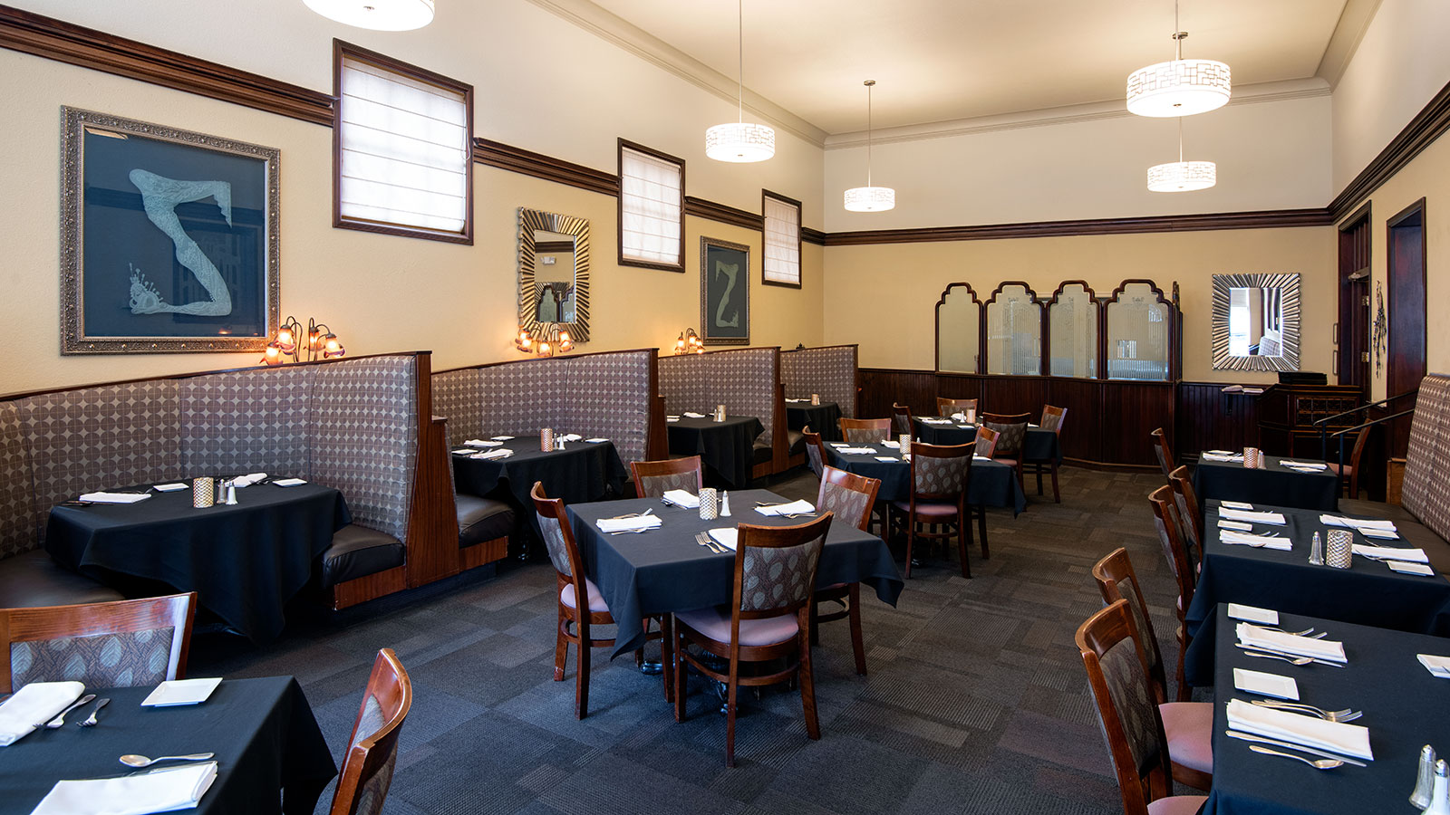 Image of Peacock Dining Room Hassayampa Inn in Prescott, Arizona