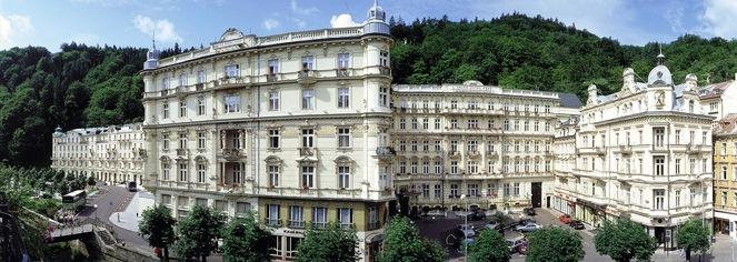 History: Grandhotel Pupp in Karlovy Vary