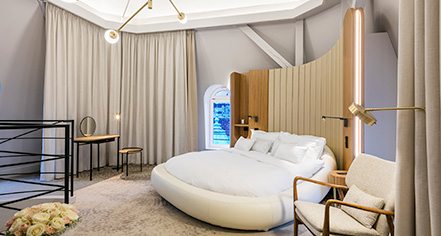 Accommodations:      Century Old Town Prague - MGallery by Sofitel  in Prague