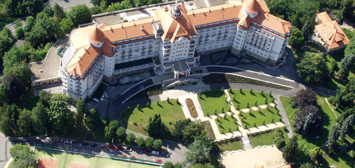 Special Offers:      Hotel Imperial  in Karlovy Vary