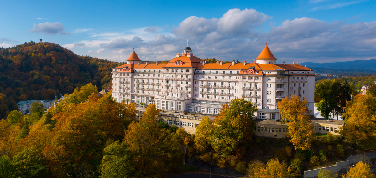 Hotel Imperial  in Karlovy Vary