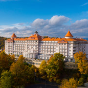 Book a stay with Hotel Imperial in Karlovy Vary