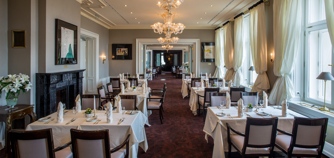 Dining:      Le Palais Art Hotel Prague  in Prague