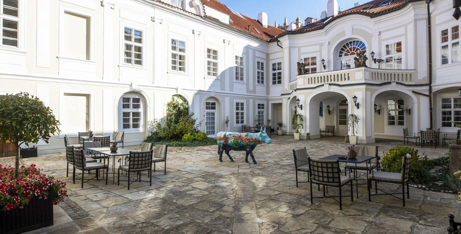 Image of Exterior, Smetana Hotel, 1770, Member of Historic Hotels Worldwide, Prague, Czech Republic