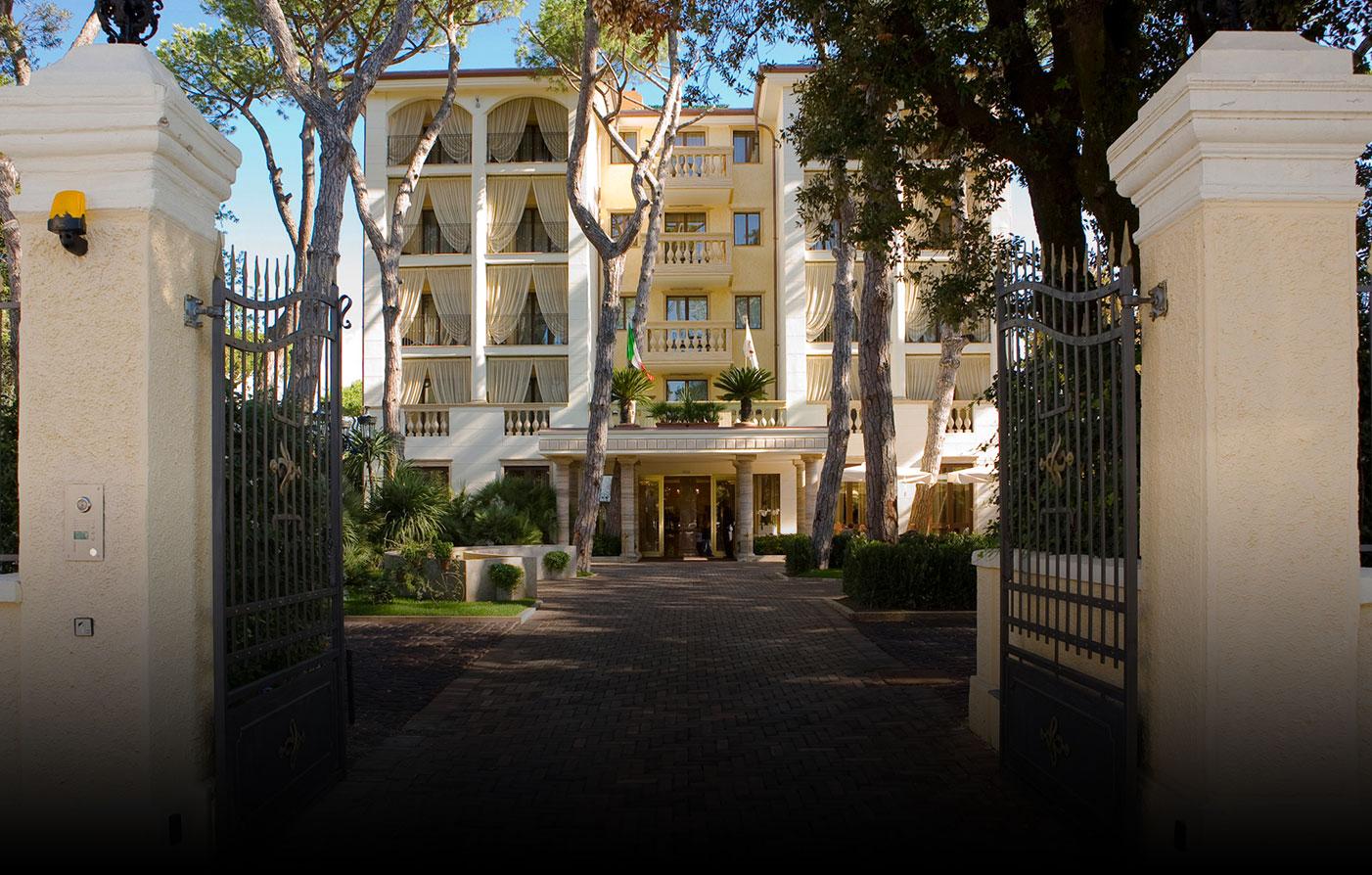 Grand Hotel Imperiale Forte Dei Marmi