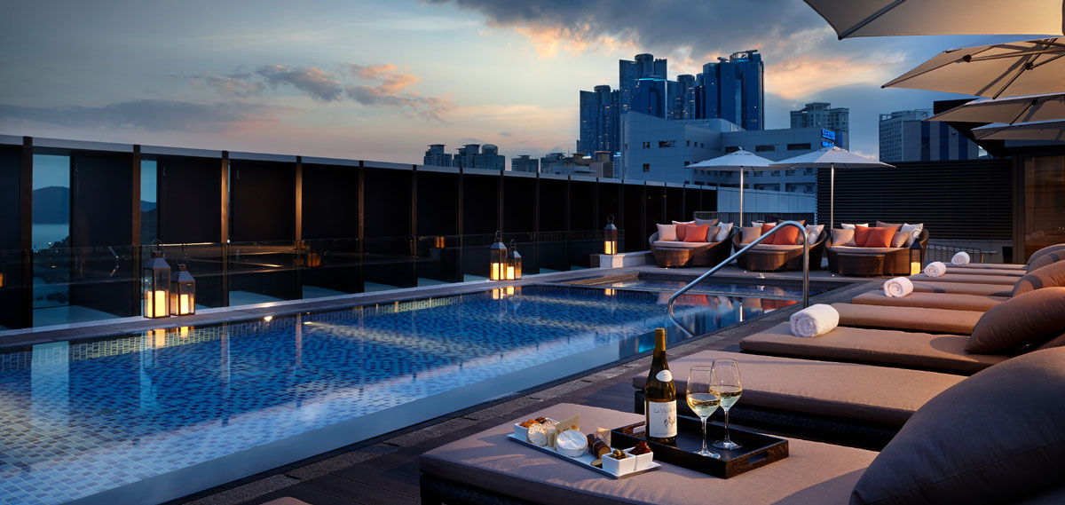 Special Offers:      Shilla Stay Haeundae  in Busan
