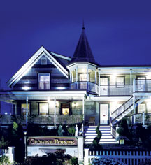 Weddings:      Crowne Pointe Historic Inn & Spa  in Provincetown