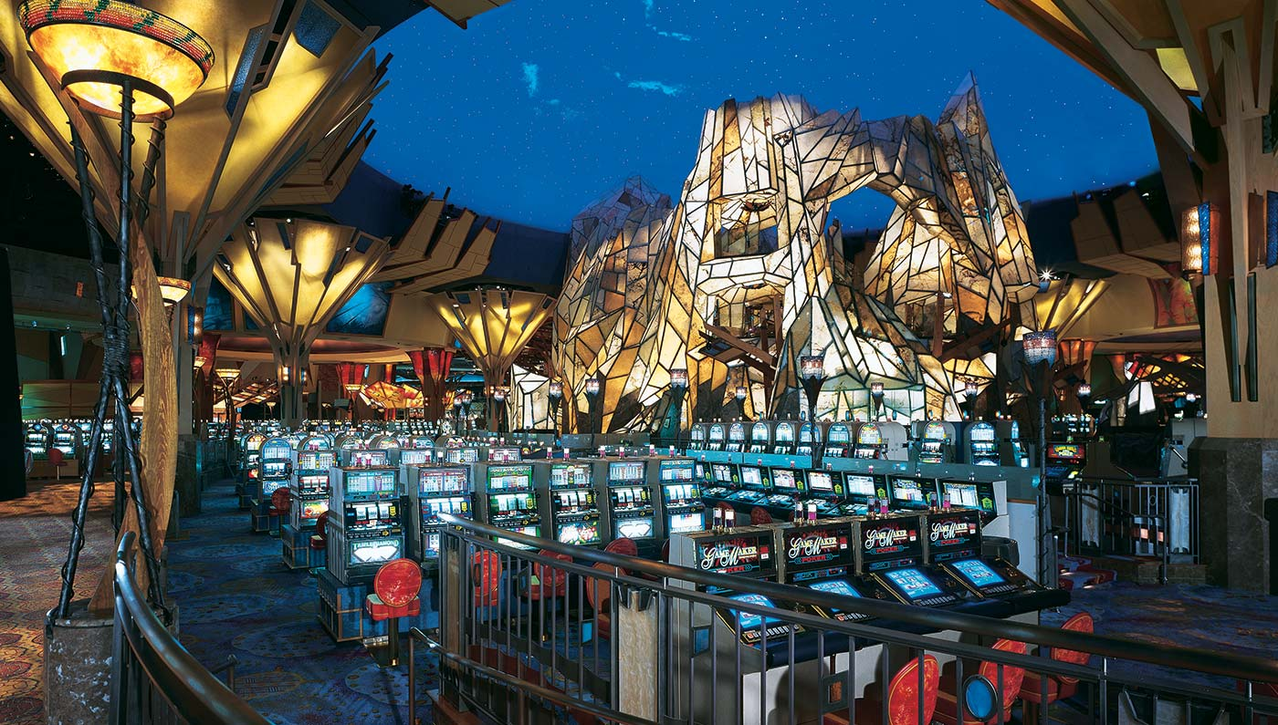 Mohegan casino treatment for pathological gambling