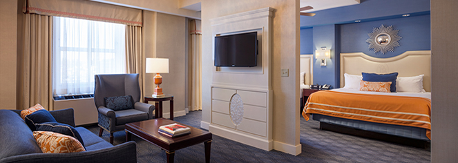 Accommodations:      Providence Biltmore Hotel  in Providence