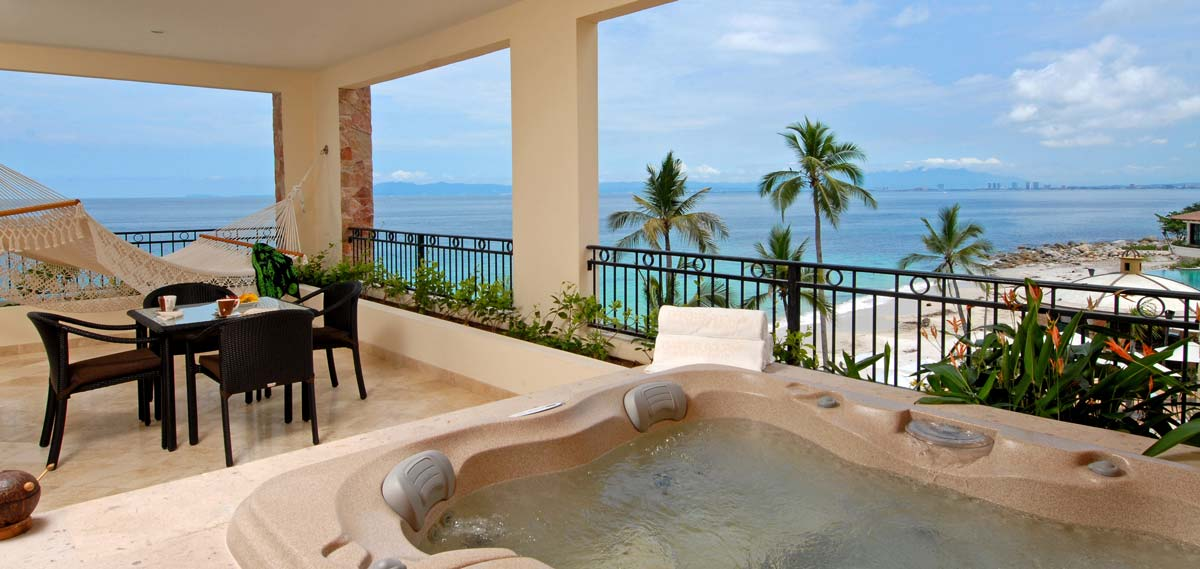 Accommodations:      Luxury Residences at Garza Blanca Preserve Resort & Spa  in Puerto Vallarta