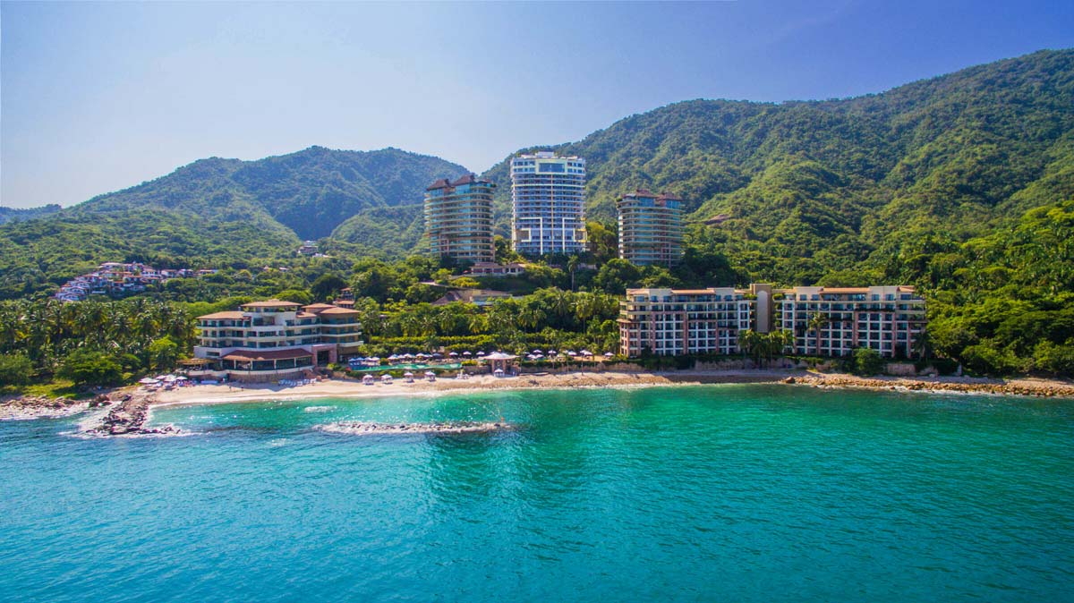 Luxury Residences at Garza Blanca Preserve Resort & Spa  in Puerto Vallarta