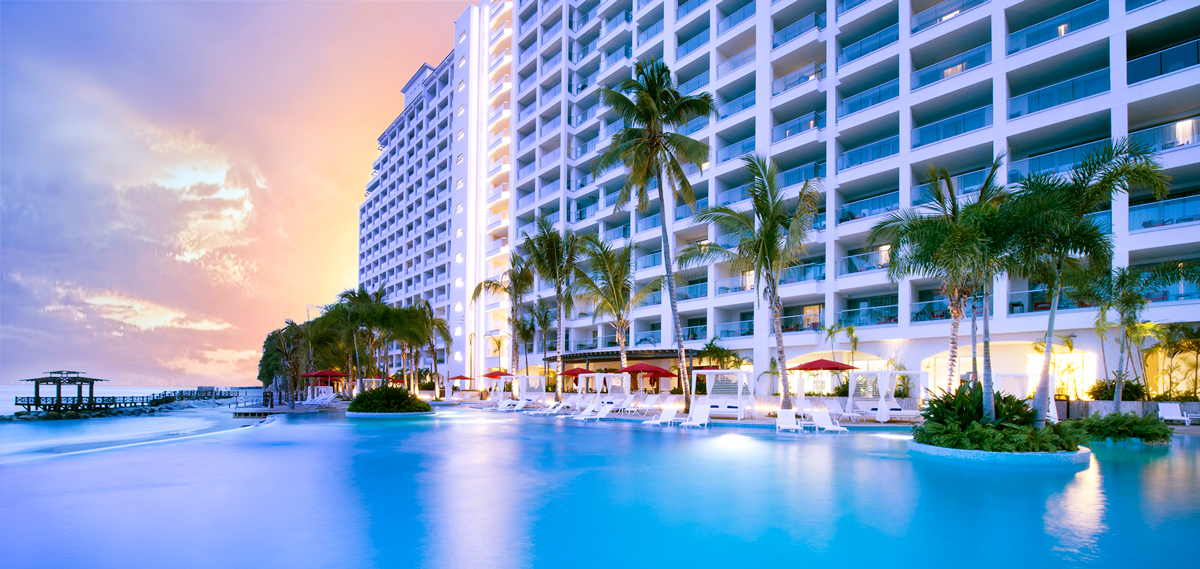 Grand Fiesta Americana Puerto Vallarta All Inclusive Adults Only, Puerto Vallarta Mexico, Pool