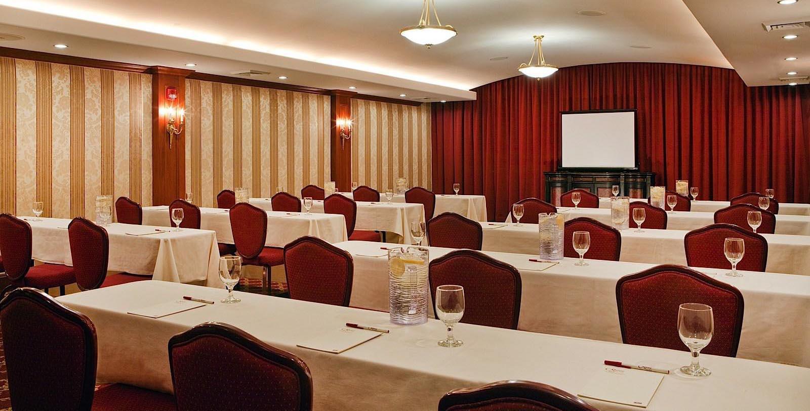 Image of Meeting Space Portland Regency Hotel & Spa, 1895, Member of Historic Hotels of America, in Portland Maine, Experience
