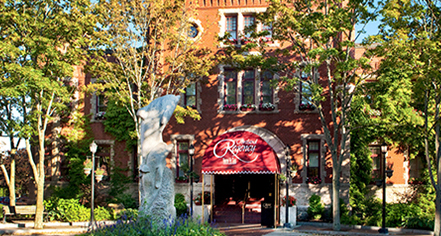 Portland Regency Hotel & Spa  in Portland