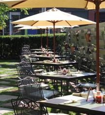 Dining at      Portland Regency Hotel & Spa  in Portland
